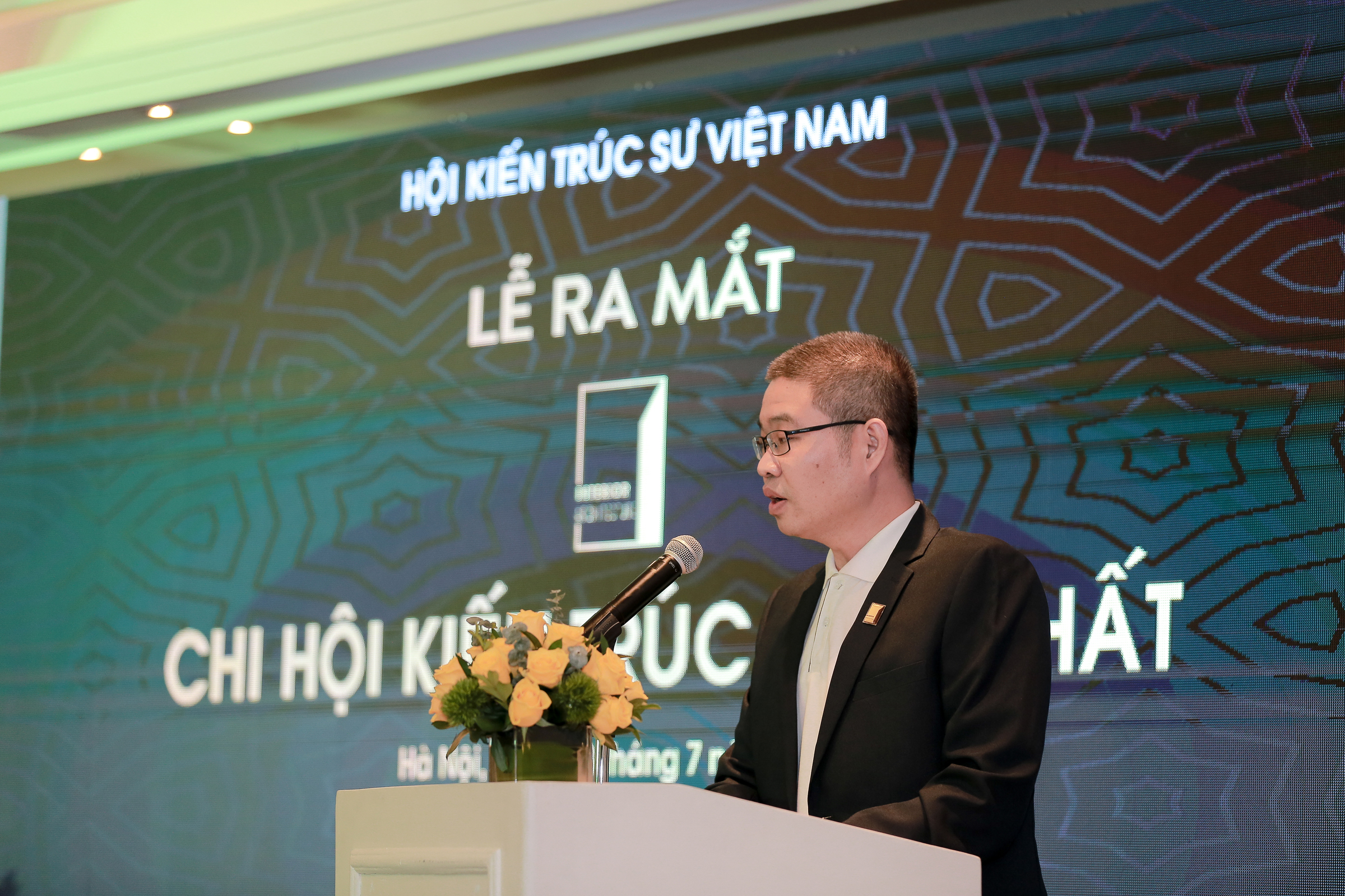Lễ ra mắt Chi hội Kiến trúc – Nội thất Hội Kiến Trúc sư Việt Nam