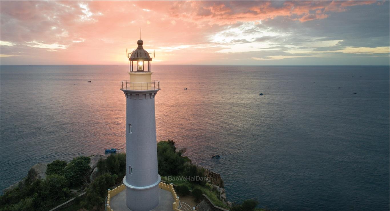 6 điều cần biết về hải đăng Đại Lãnh