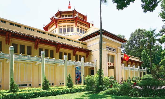 Bảo tàng Nam Kỳ - một dấu ấn kiến trúc Đông Dương