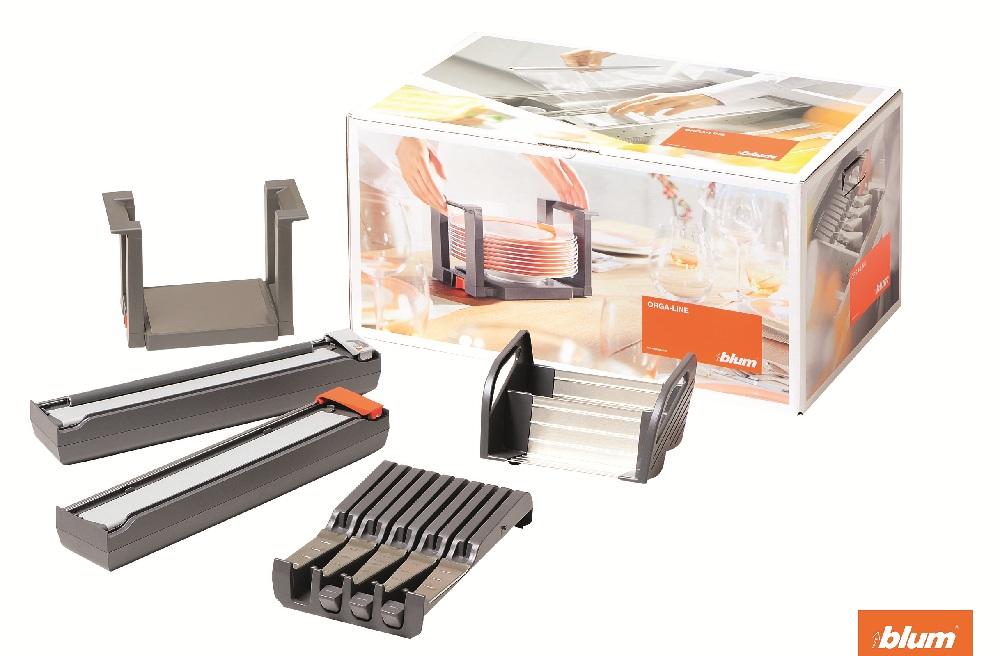 Bộ dụng cụ nhà bếp 7 món ORGA-LINE từ Blum