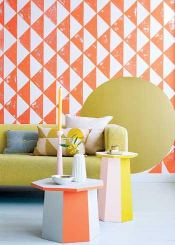 """Bốn xu hướng thiết kế nội thất mới theo chủ đề """"hai góc nhìn"""""""