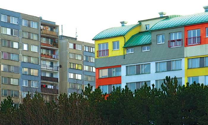 """Cải tạo di sản kiến trúc nhà ở """"hộp diêm"""""""