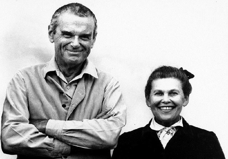 Charles và Ray Eames: Thiết kế để phục vụ đời sống
