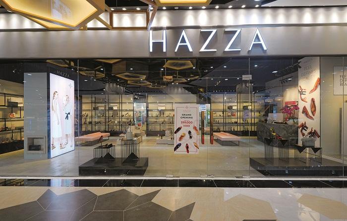 Chuỗi shop giày Hazza