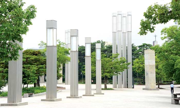 Công trình kết nối di sản ở Seoul