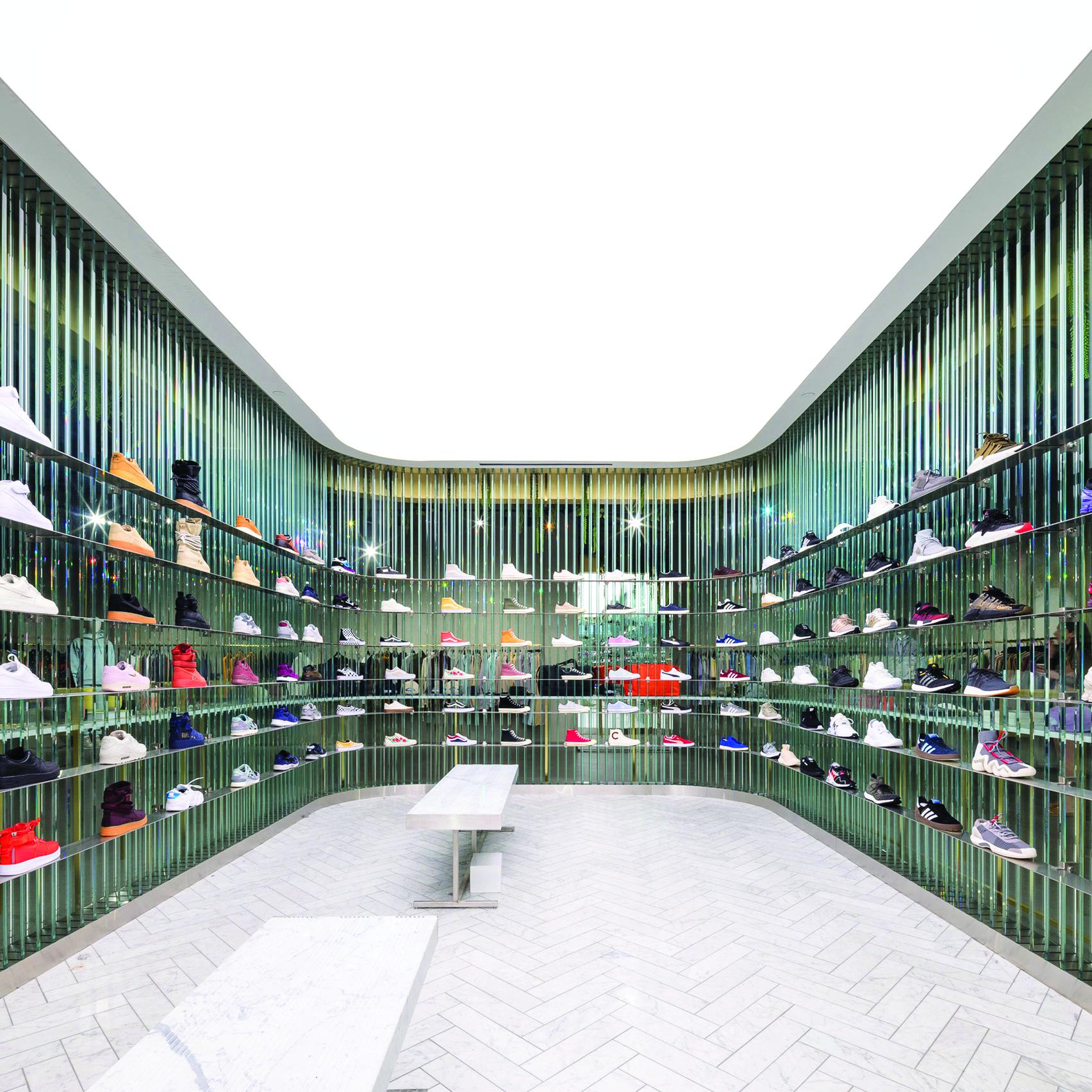 Cửa hàng Kith ở Los Angeles