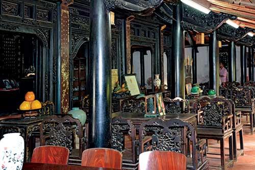 Dấu ấn Bình Định ở Nam bộ