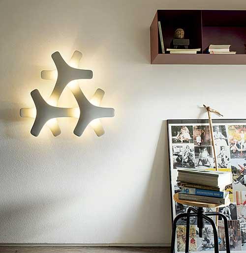 Đèn LED trong trang trí
