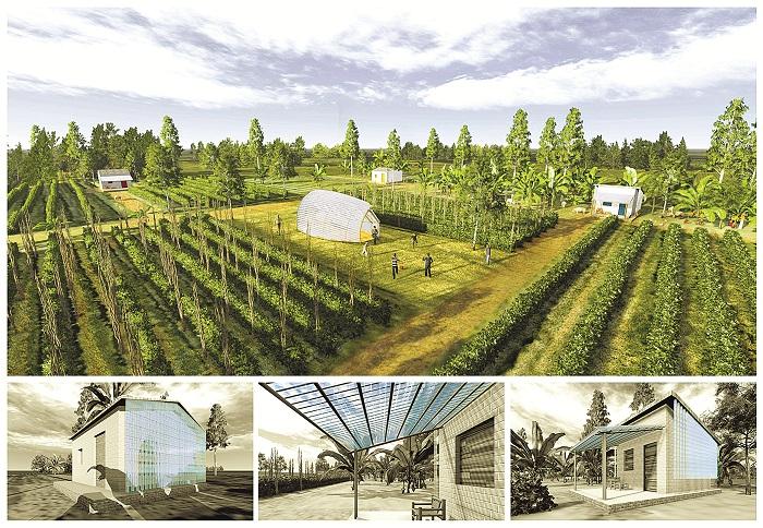 Giải thưởng Kiến trúc Xanh - Spec Go Green Awards 2014