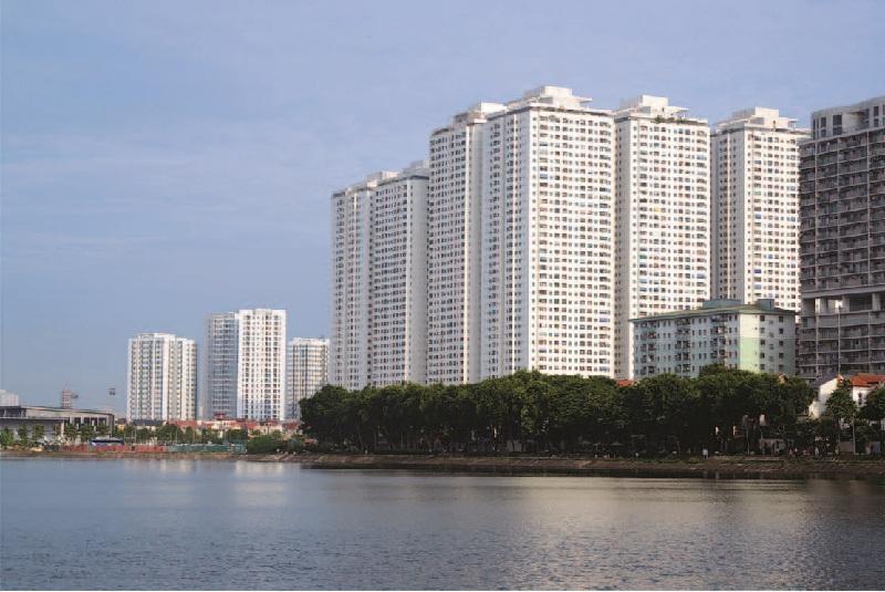 Hạn chế lây nhiễm Covid-19 qua không khí trong căn hộ chung cư