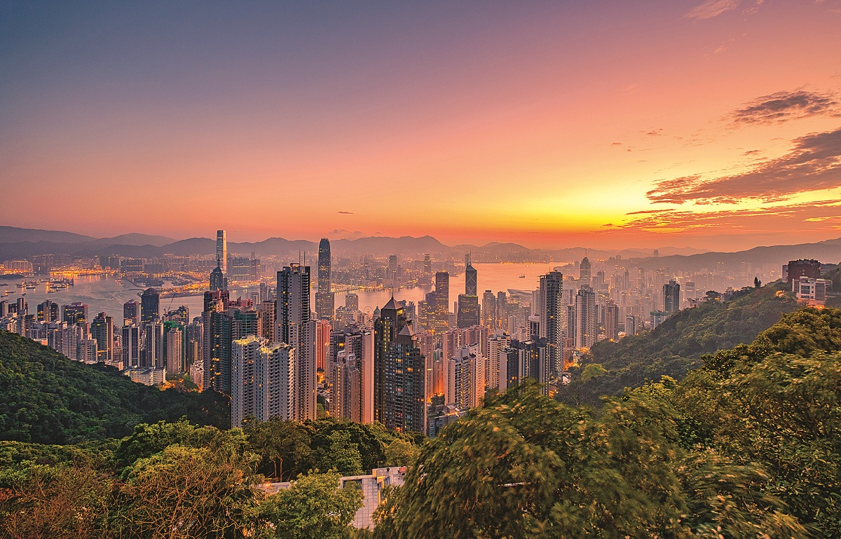 Hồng Kông - Thánh địa của những ngôi nhà chọc trời