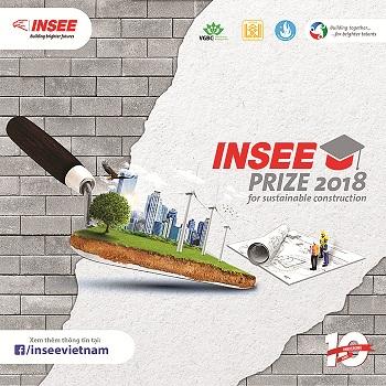 INSEE Prize 2018: Đồng hành cùng sinh viên Việt Nam kiến tạo tương lai tươi sáng