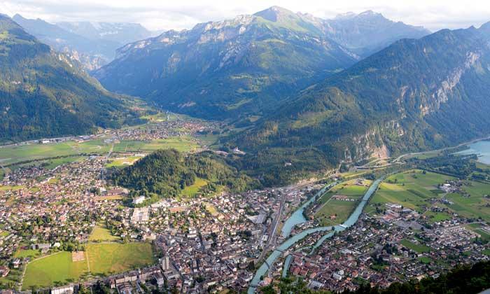 Jungfrau vẻ đẹp miền di sản