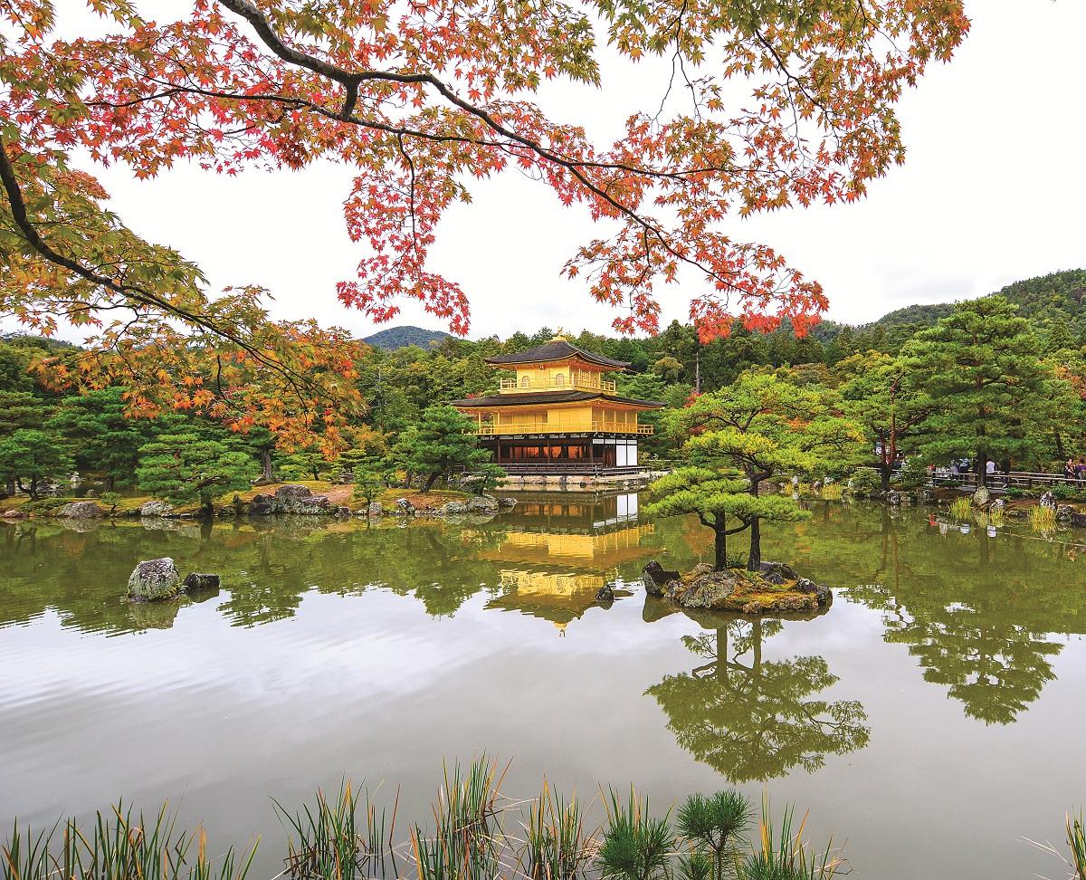 Ký sự Nhật Bản: sắc màu thu đông