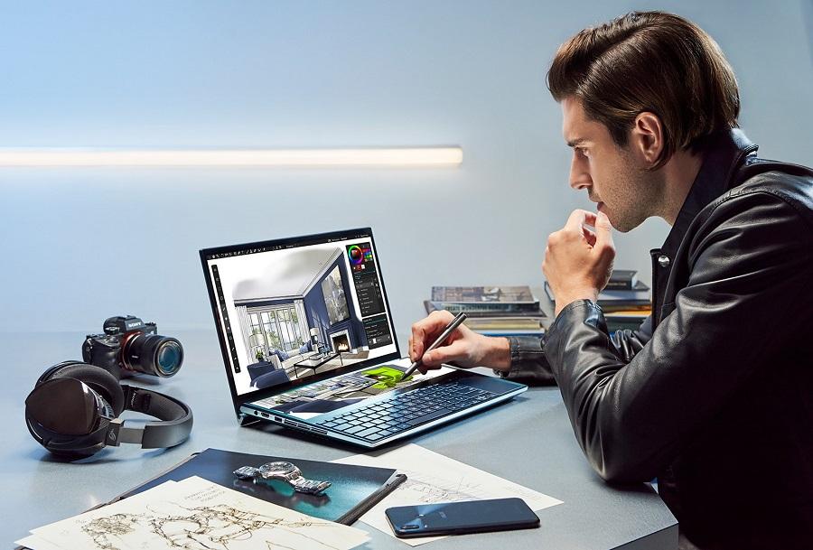 Lần đầu tiên trên thế giới laptop có màn hình phụ