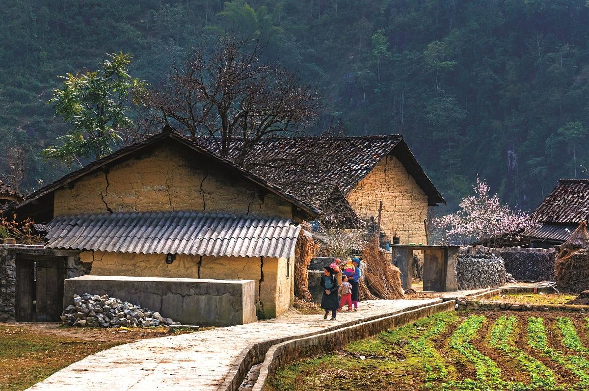 Làng đá Hà Giang