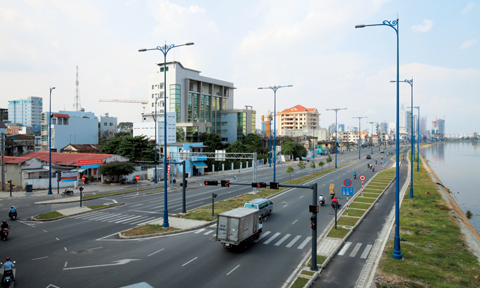 Lên thành phố là lên Sài Gòn