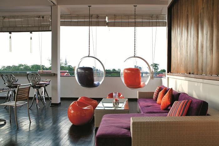 Ngôi nhà và tác phẩm nội thất của nhà tạo mốt Romyda Keth