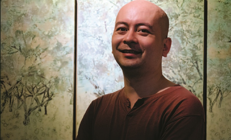 Nguyễn Hữu Thông, những sắc màu cảm gợi