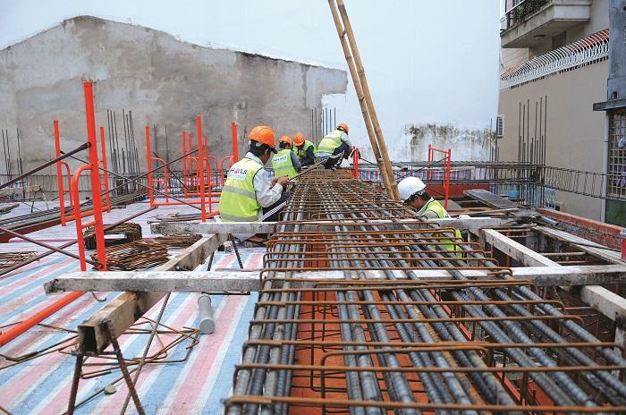 Nhiều rủi ro khi chỉ tính thầu bằng mét vuông xây dựng