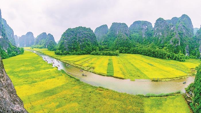 Ninh Bình, miền di sản
