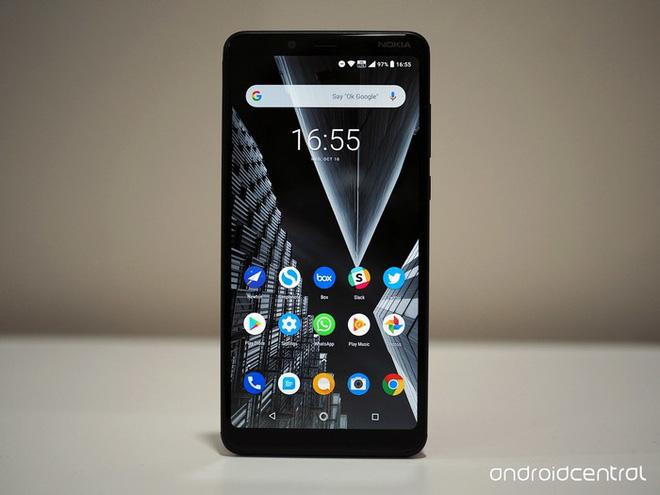 Nokia 3.1 Plus ra mắt: MediaTek Helio P22, camera kép, giá từ 3,6 triệu đồng