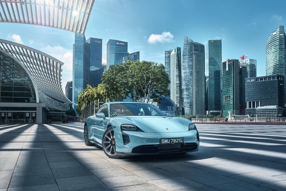 Porsche Châu Á Thái Bình Dương có  kết quả kinh doanh Quý 1 đạt kỷ lục