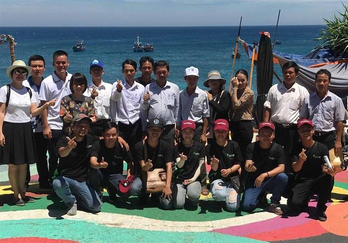 Sắc màu AkzoNobel truyền cảm hứng bảo tồn đảo Lý Sơn