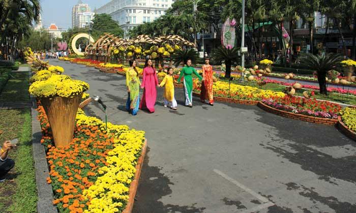 Sài Gòn có những mùa yêu