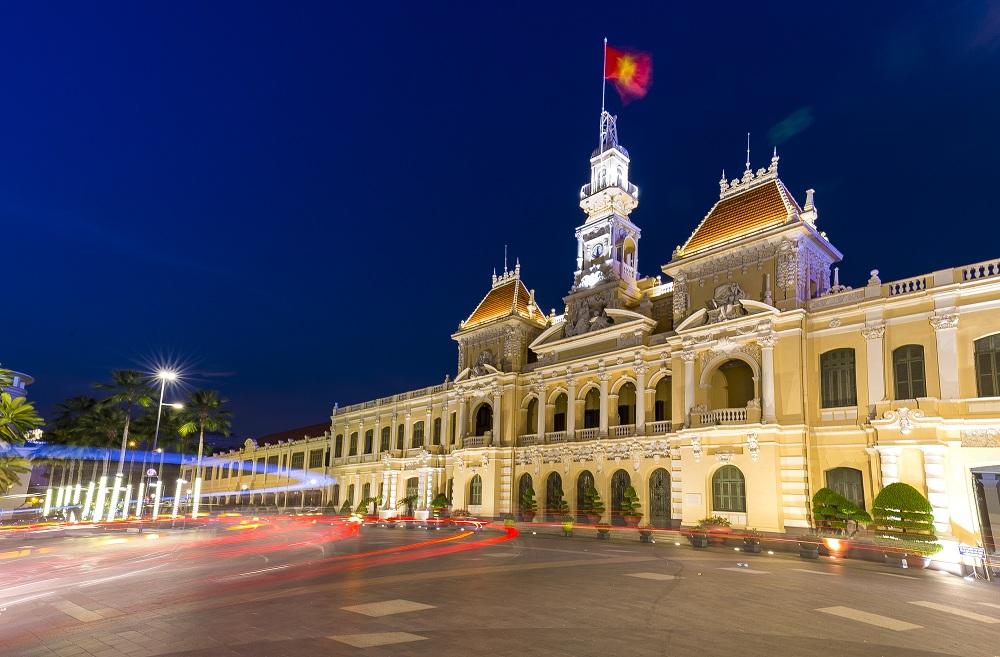 Sài Gòn qua những công trình kiến trúc Pháp cổ
