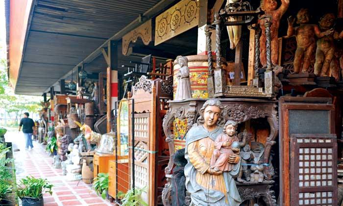 Săn đồ nội thất ở Philippines