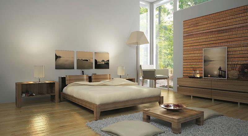 Tái tạo năng lượng từ phòng ngủ
