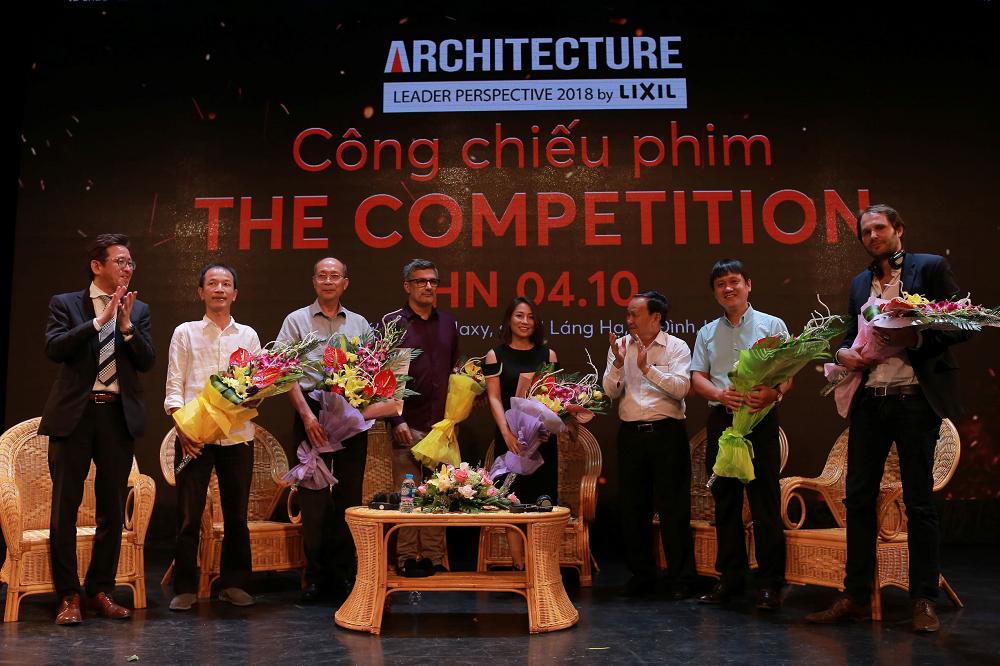 The Competition - Nơi quy tụ những tài năng kiến trúc