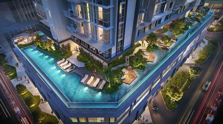 The Crest Residence đạt giải thưởng Căn hộ tốt nhất Châu Á Thái Bình Dương