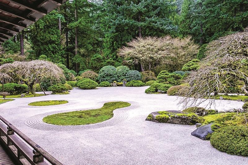 Tín ngưỡng trong vườn Nhật Bản - phần 2