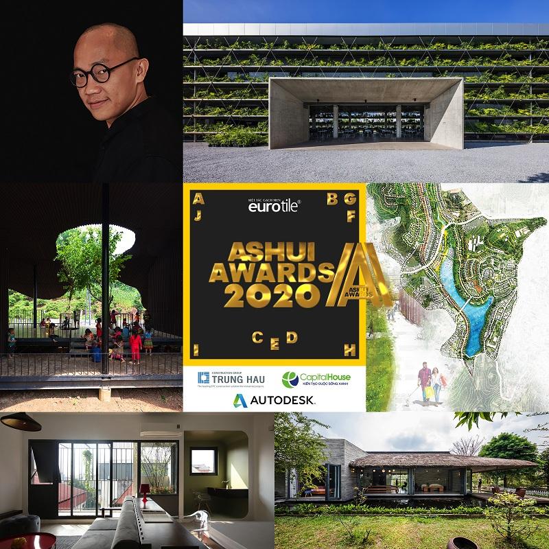 Triển lãm và trao giải Ashui Awards 2020
