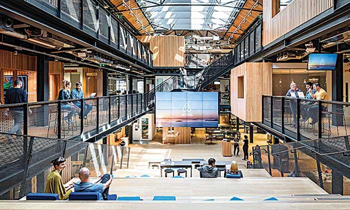 Trụ sở Airbnb tại Dublin