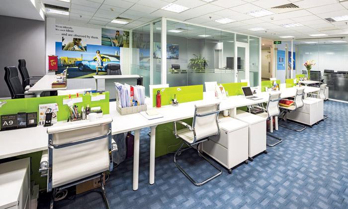 Văn phòng thời Smart