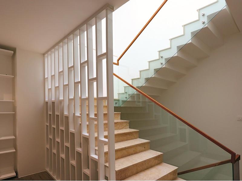 Ý tưởng, chất liệu nào cho cầu thang?